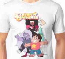 Steven universe and the gems Unisex T-Shirt