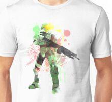 Master Chief, Halo Art Print Unisex T-Shirt