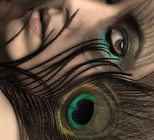 Painted eyes... by Aswirly