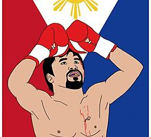 Manny Pacquiao - Philippines  by liam175