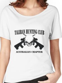 Taliban Hunting Club Women's Relaxed Fit T-Shirt
