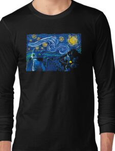 Starry Berk Long Sleeve T-Shirt