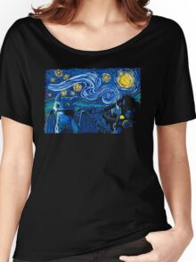 Starry Berk Women's Relaxed Fit T-Shirt