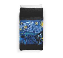 Starry Berk Duvet Cover