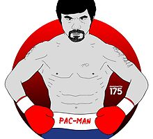 Manny Pacquiao - Red Gloves by liam175