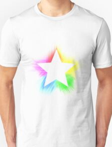 Rainbow star spray T-Shirt