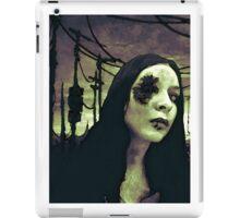 Zombie Girl iPad Case/Skin