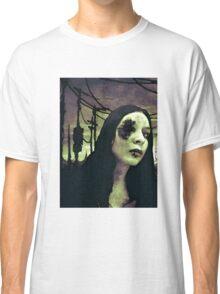 Zombie Girl Classic T-Shirt