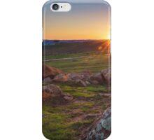 Mt Pleasant, South Australia iPhone Case/Skin