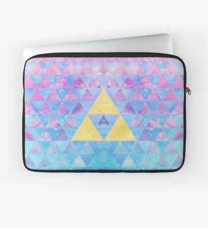 Geometric Zelda Laptop Sleeve