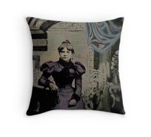 Vampire Maman - Juliette Throw Pillow