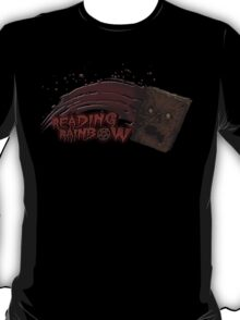 Reading Rainbow Necronomicon T-Shirt