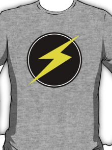 Awesome Lightning Bolt - Circle  T-Shirt