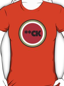**CK - Funny Smoking Parody T-Shirt