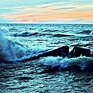 Lake Erie: A Splash Here & There  by Rachel Counts