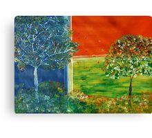 Windy Season Canvas Print