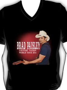 BRAD PAISLEY NATION COUNTRY T-Shirt