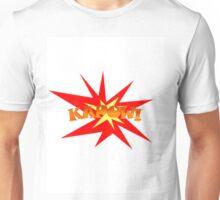 Kapow! - Comic Styley... Unisex T-Shirt