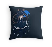 Wadanohara and the Great Blue Sea - The Sea Witch Throw Pillow
