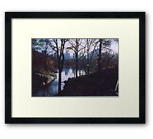 Central Park NYC  Framed Print