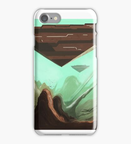 They're coming! iPhone Case/Skin