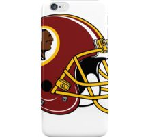washington redskins helmet logo iPhone Case/Skin