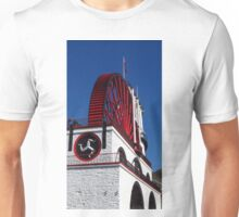 The Great Laxey Wheel, I.O.M. Unisex T-Shirt