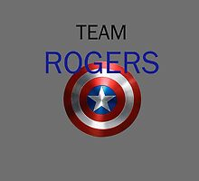 Team Rogers  by amina626