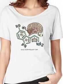 Serotonin Women's Relaxed Fit T-Shirt
