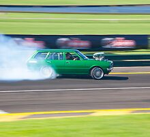 Crazy Corolla by Geoff Collins