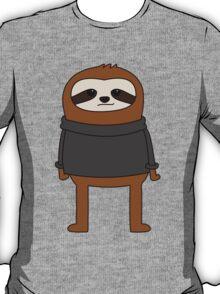 Simple Sloth Steve T-Shirt