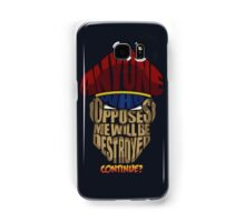 M. Bison Wins Samsung Galaxy Case/Skin