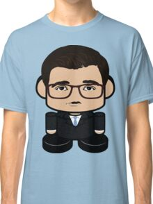 Chris Hayes Politico'bot Toy Robot 1.0 Classic T-Shirt