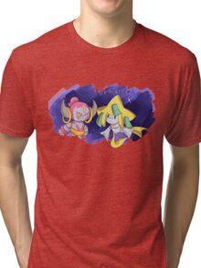 Float on the Stars Tri-blend T-Shirt