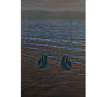 SILTY FEET © Sand or Water Photographic Print