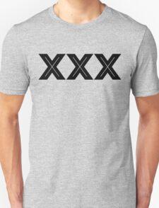 XXX Inline [Black Ink] T-Shirt
