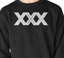 XXX Single Inline [White Ink] Pullover