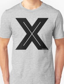 X Inline [Black Ink] T-Shirt