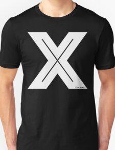 X Inline [White Ink] T-Shirt