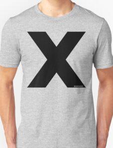 X [Black Ink] T-Shirt