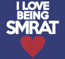 I love being smrat by onebaretree