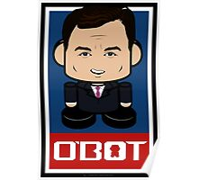 Chris Christie Politico'bot Toy Robot 2.0 Poster