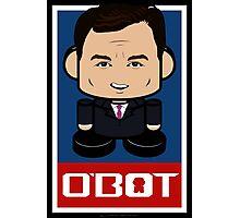 Chris Christie Politico'bot Toy Robot 2.0 Photographic Print