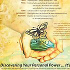 The Four Agreements Workshop - Flyer by Brittnie Ayres