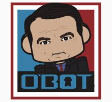 Huckabee Politico'bot Toy Robot 3.0 by Carbon-Fibre Media