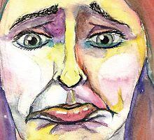 Self Portrait by Brittnie Ayres