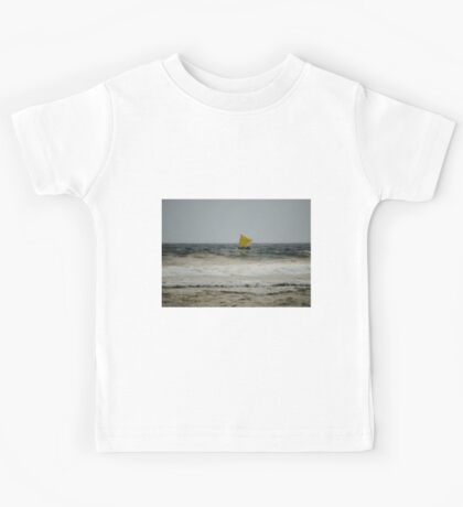 Lonely Boat Kids Tee