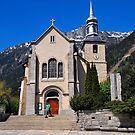 St Bernard's by Xandru