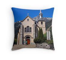 St Bernard's Throw Pillow