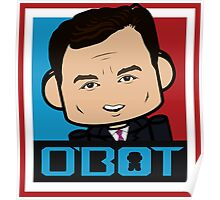 Chris Christie Politico'bot Toy Robot 3.0 Poster